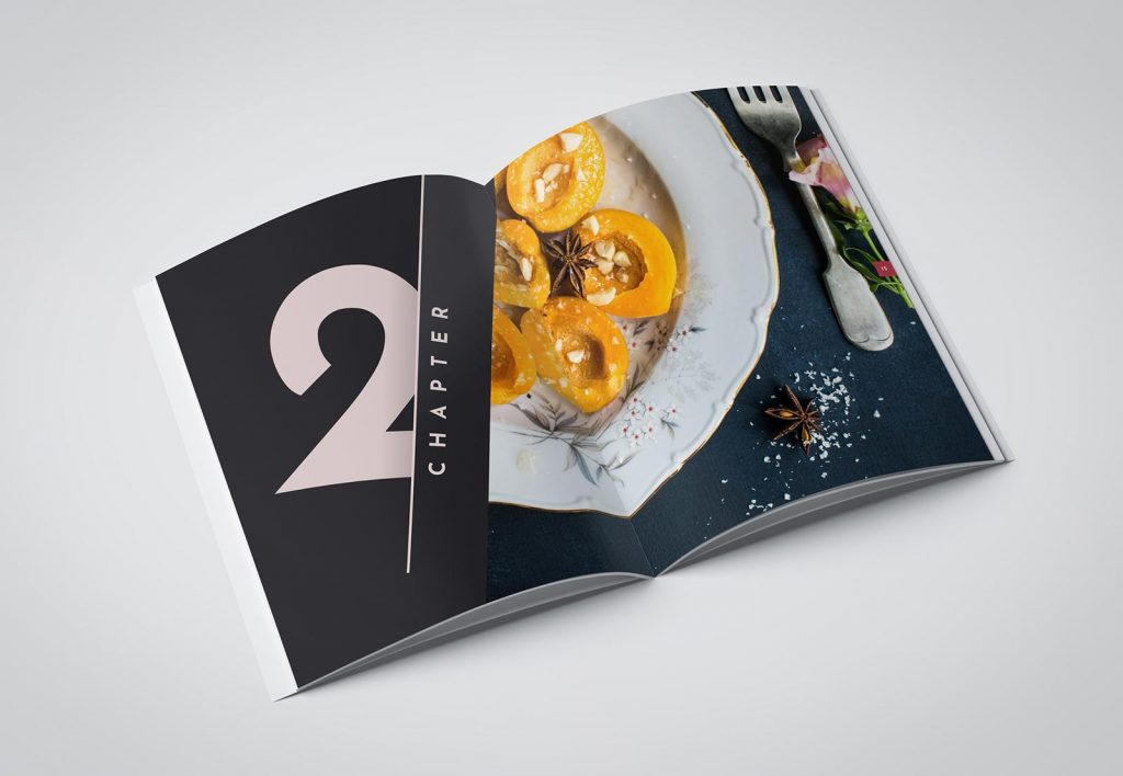 Dark food magazine