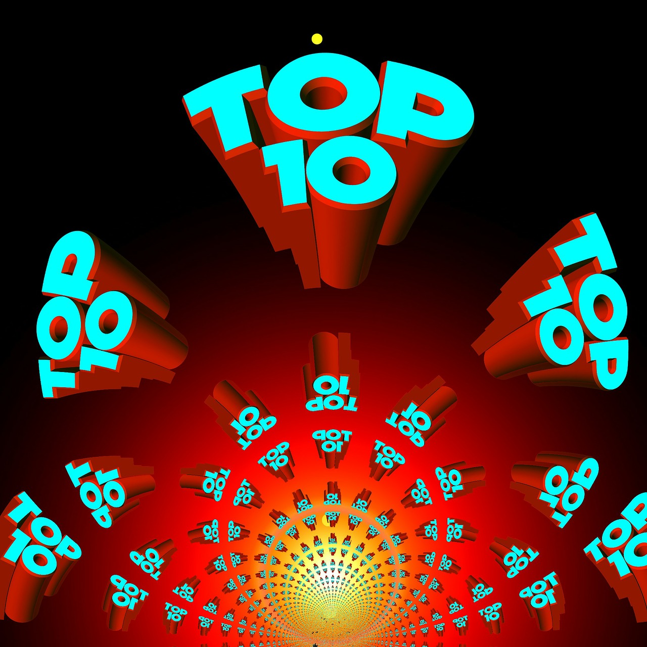 Best of and Top10 / Top20 lists