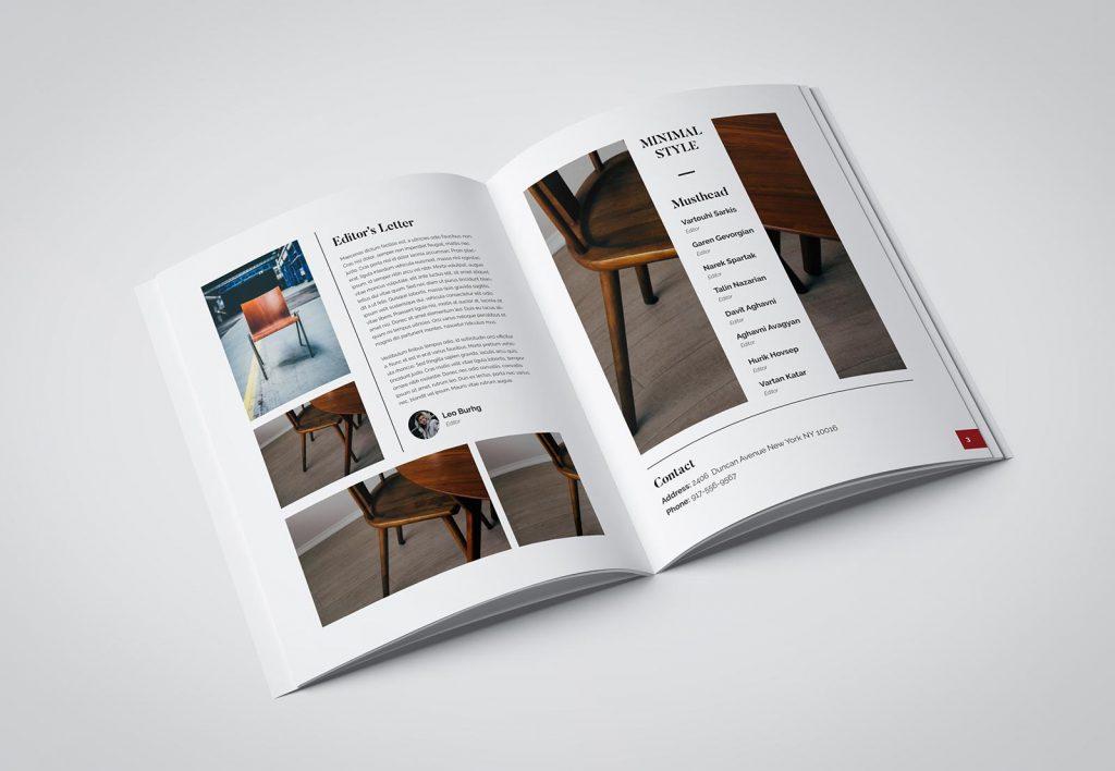 Boss style magazine