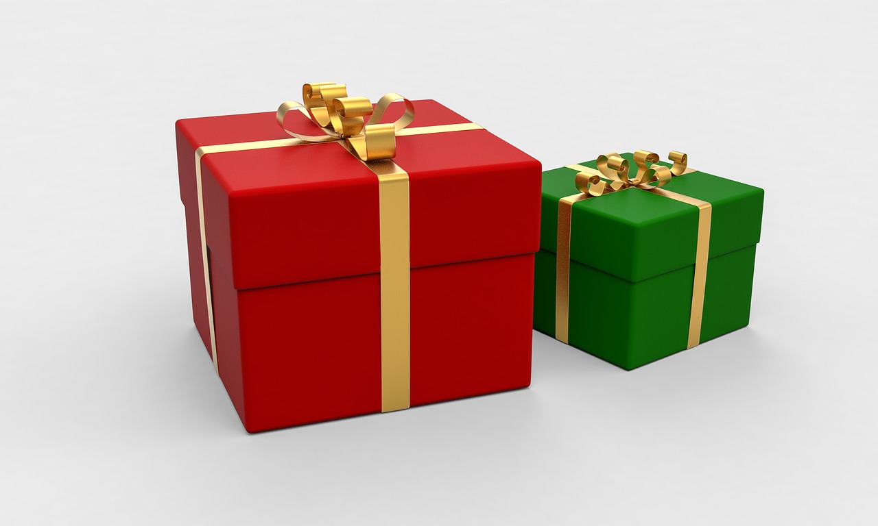 Freebie content (gifts)
