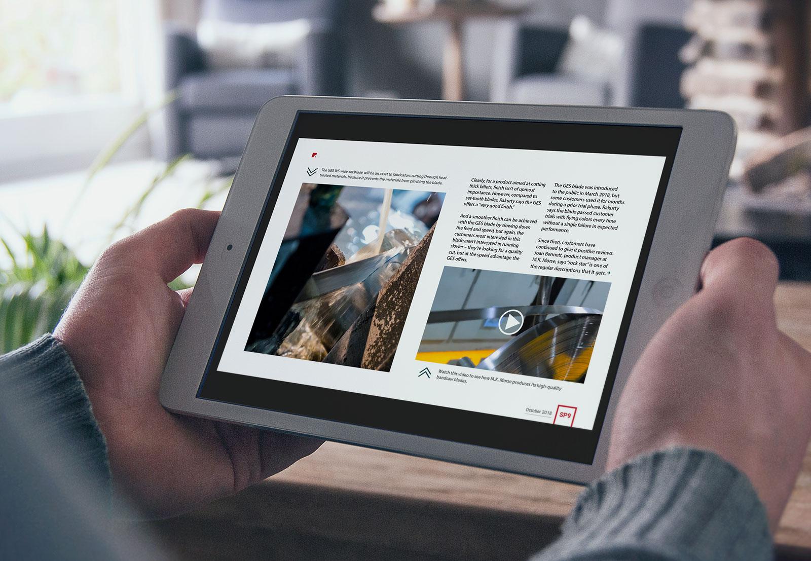 B2B trade magazine examples - Flip180 Media