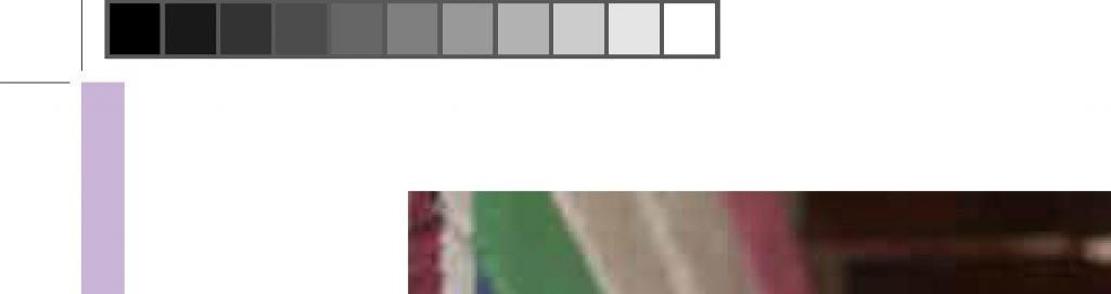 Color bars (magazine terminology)