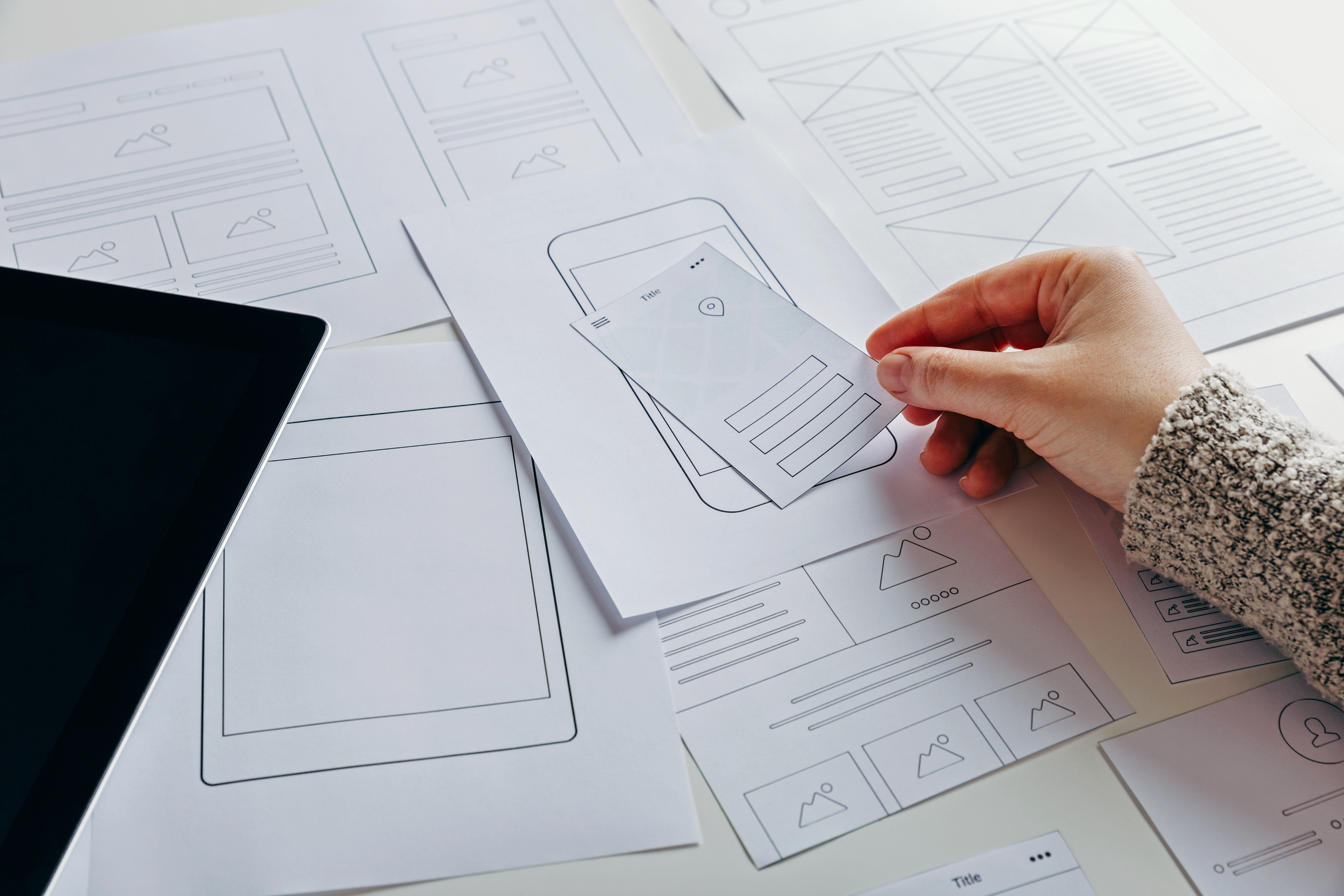 UX from a content design perspective
