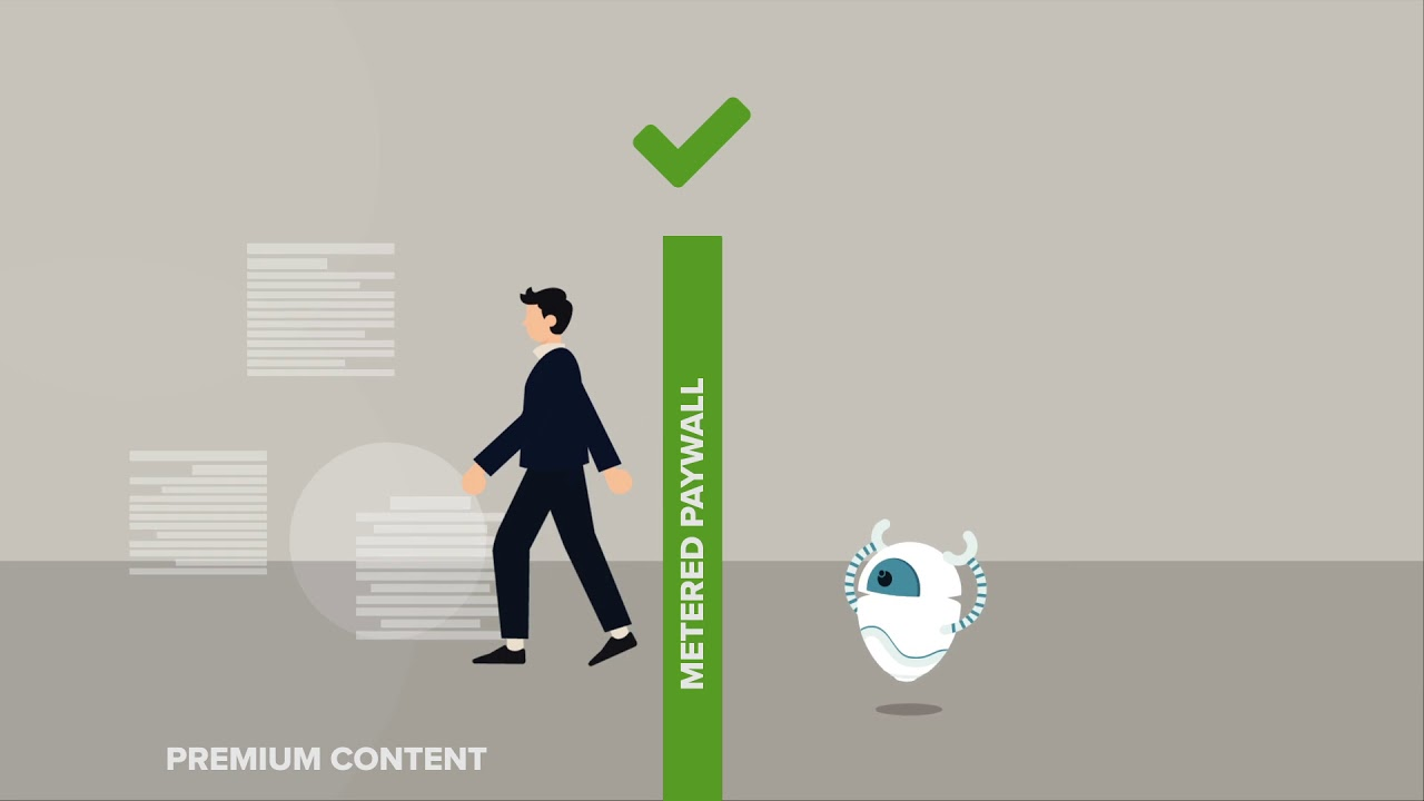 Video: How the Metered Paywall Works