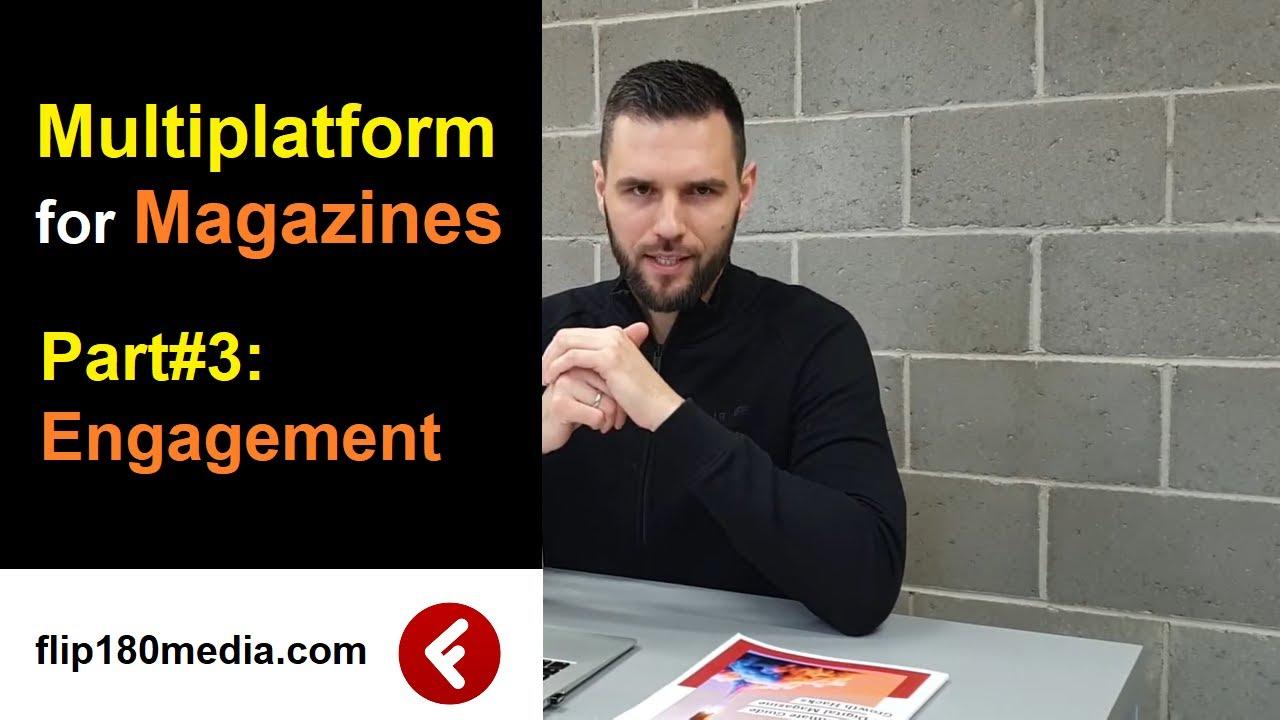 Video: Multiplatform Publishing #3: Audience engagement