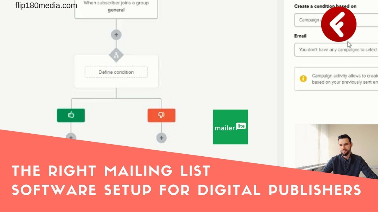 Setting up email automation