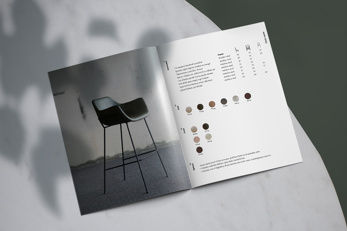 remote magazine production team product catalog