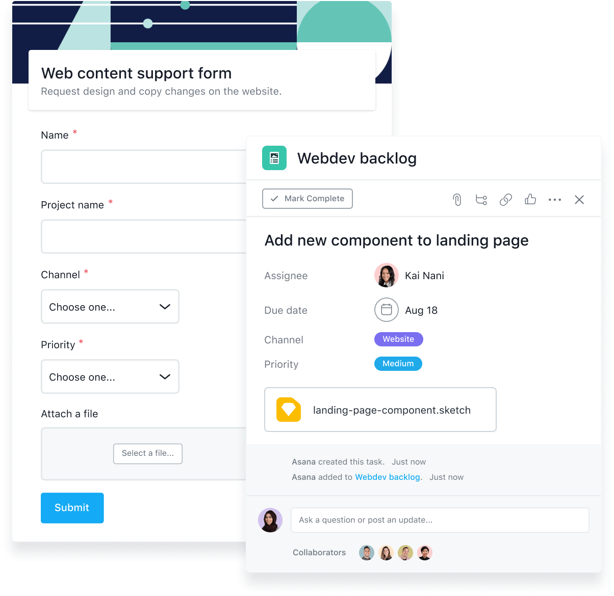 Asana-review-comparison screenshot