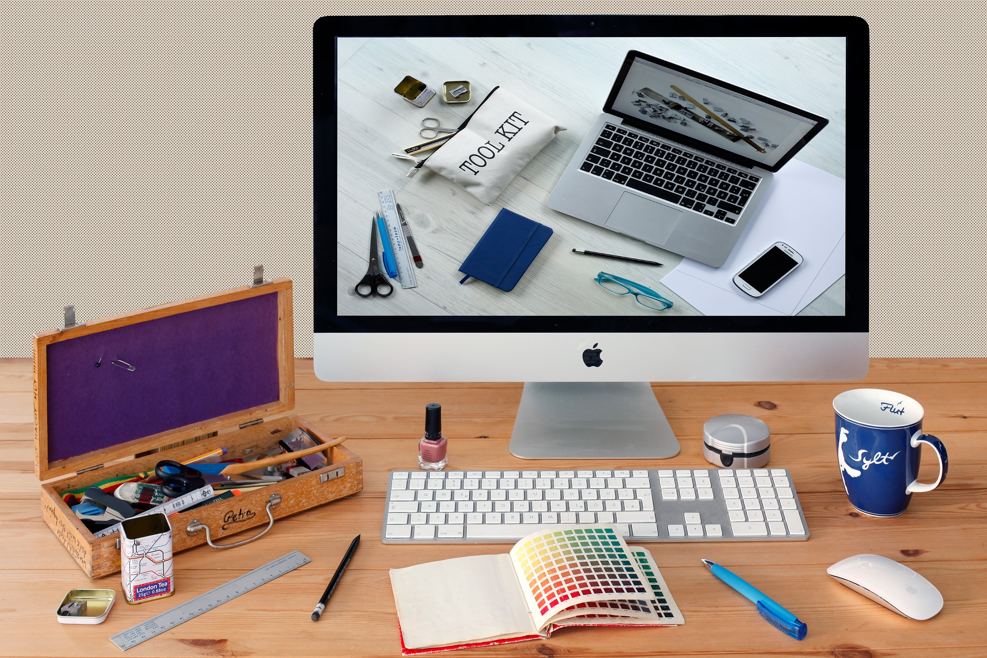 The publisher's toolset