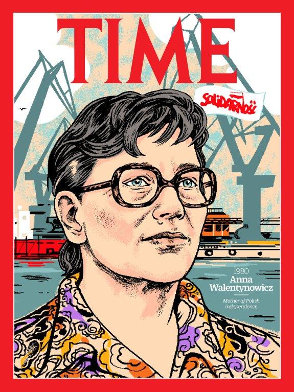 Comic Book Illustration Magaizne Cover Technique Idea (Time Magazine)