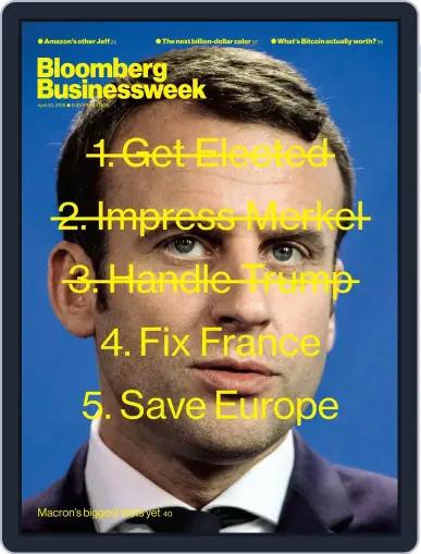 Businessweek Macron Checklist Cover Idea